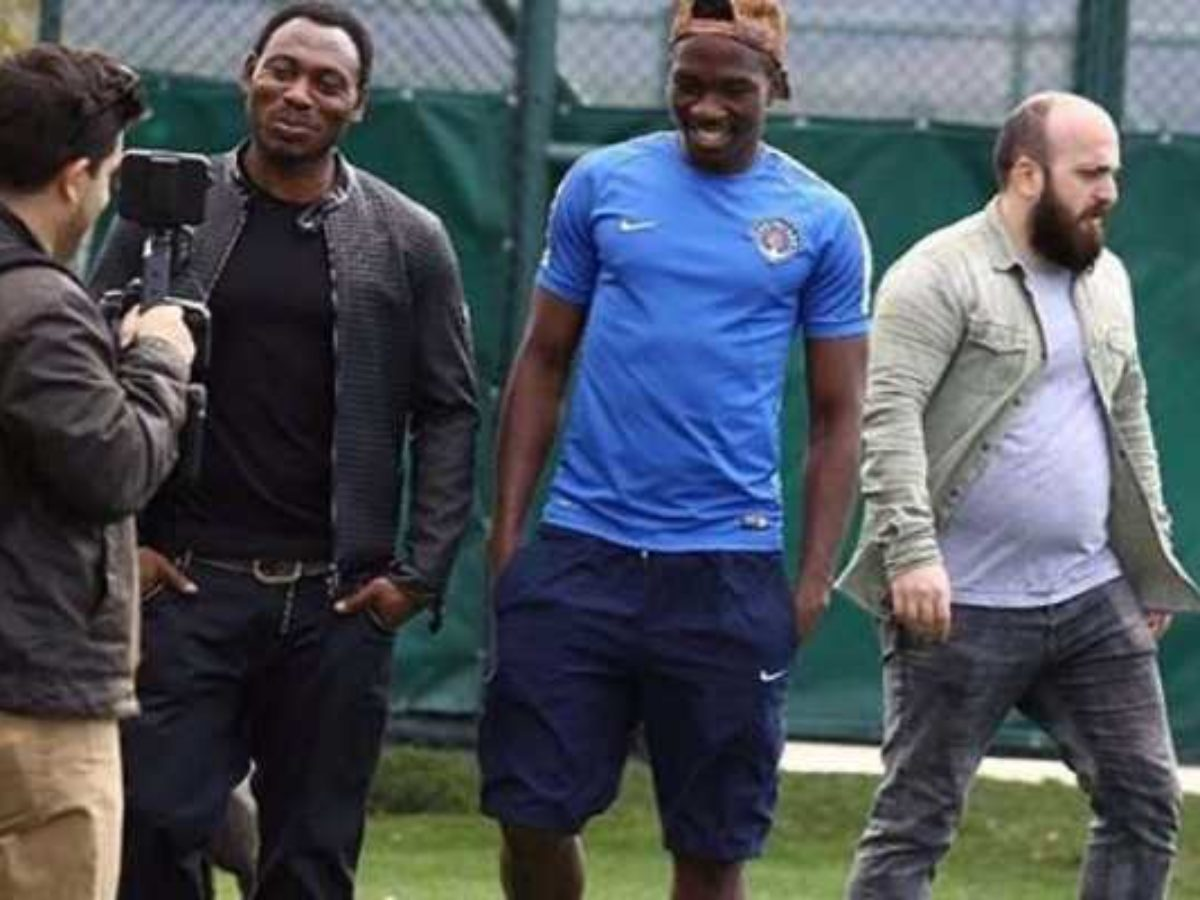 Omeruo Confirms He Will Be Absent From Action For Two Weeks