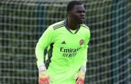 Ovie Ejeheri Describes Signing Gunners' Contract As 'Very Special Day'