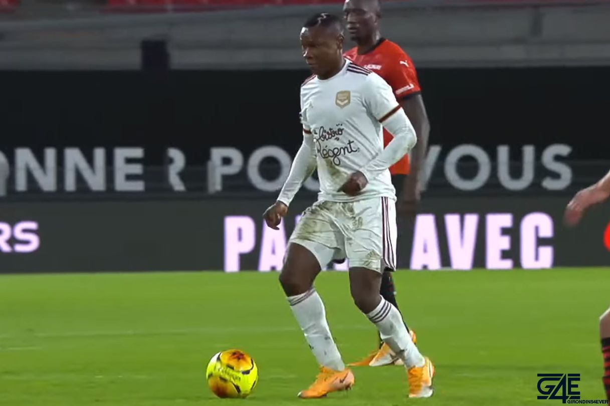 Samuel Kalu Continues Missing Bordeaux's Matches Due To Injury