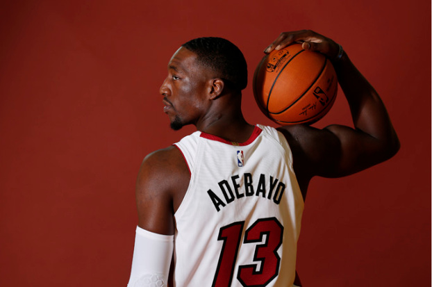 Bam Adebayo Signs Richest Deal Ever At Miami Heat Of America