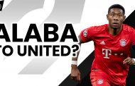 David Alaba Receives Formal Transfer Bid From Manchester United