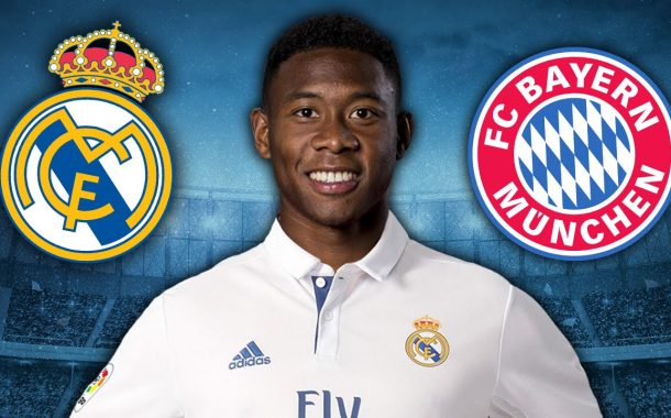 David Alaba Apparently Ready To Join Real Madrid, Instead Of Chelsea
