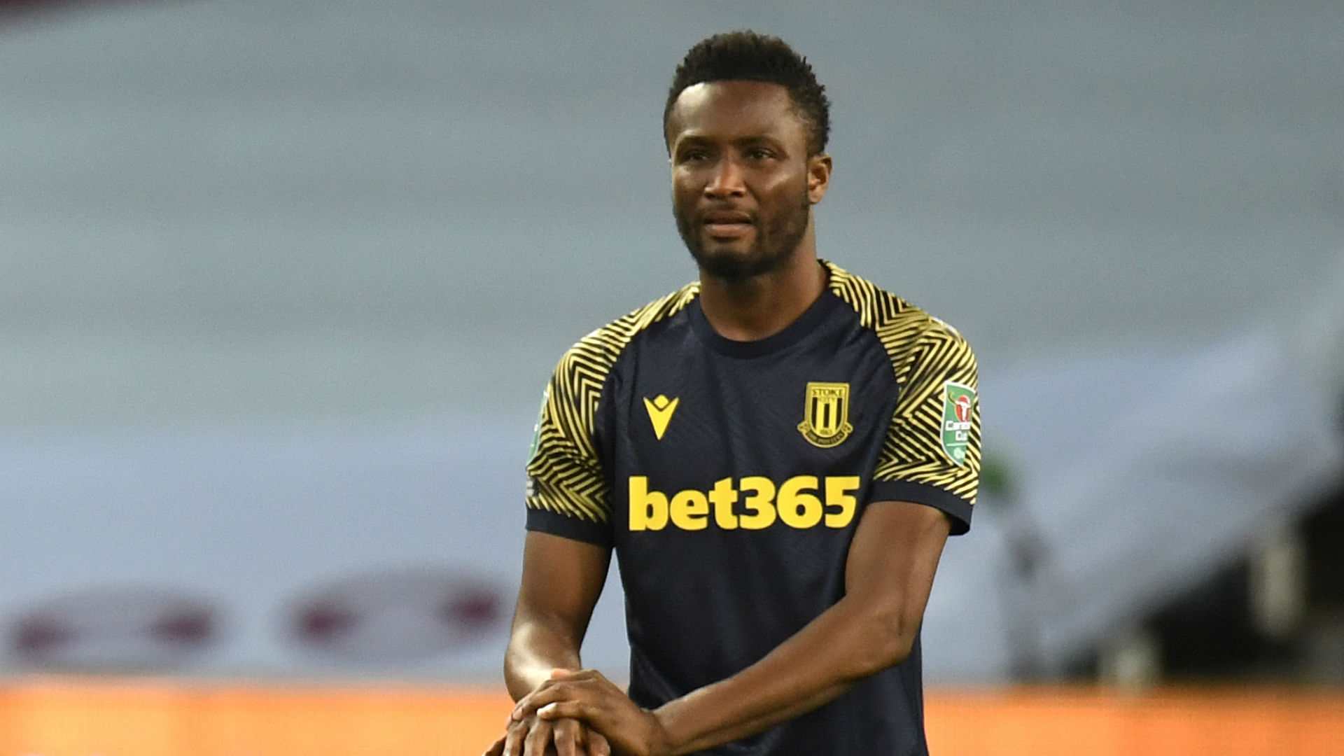 Mikel Battles Fitness Issues, Ruled Out Of Stoke's Clash With Middlesbrough