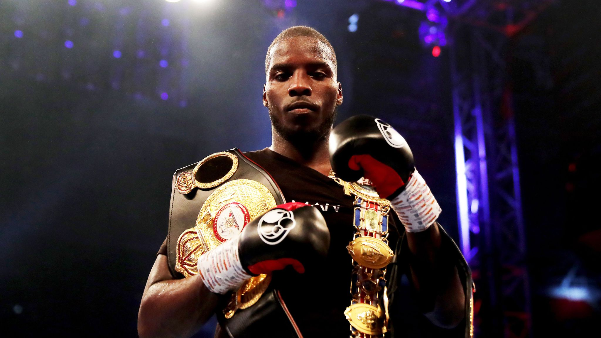 Lawrence Okolie Awaits New Opponent For December 12 Fight At Wembley
