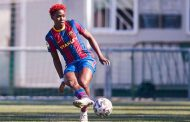 Oshoala Scores For Barca, Rinsola Wins Best Player Award In England
