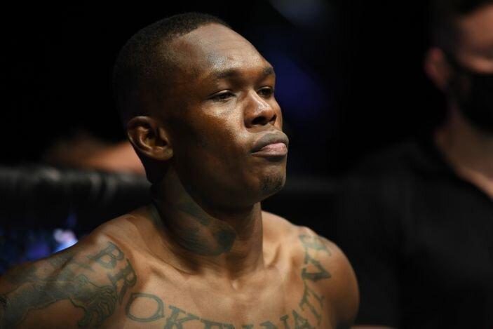 Adesanya Receives Astonishing Statistics Ahead Of UFC Title Fight