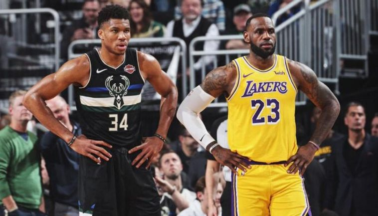Giannis Adetokunbo Gets LeBron's Vote For NBA All Stars' Game