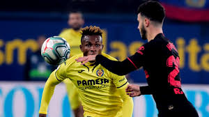 Chukwueze's Impact After Two Month's Absence Excites Unai Emery