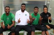 Iheanacho, Osimhen, Onuachu Battle To Lead Nigeria's Attack