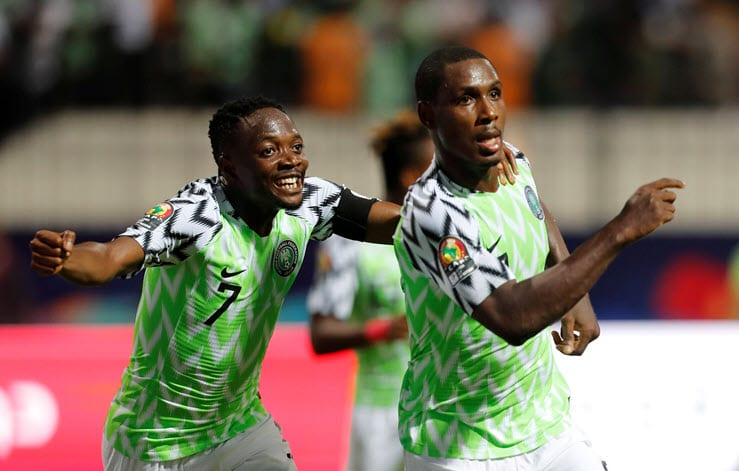 Ighalo Reveals Role Ahmed Musa Played In His Move To Saudi Arabia