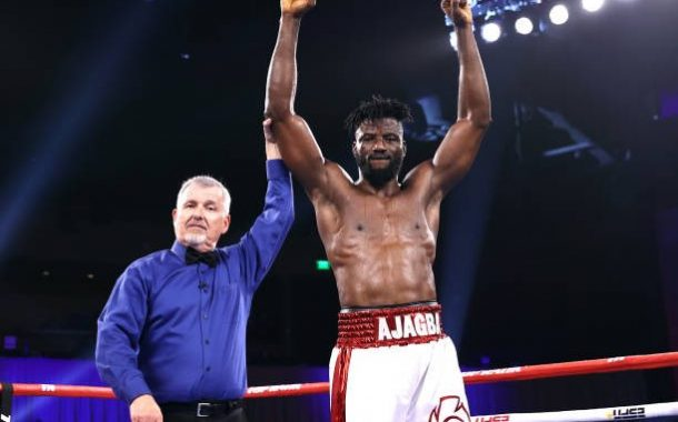 Ajagba Reveals Secrets Of His Third Round Knock Out Of Brian Howard