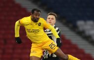 Efe Ambrose Gives Away Penalty In Livingston's Loss To Hibernians