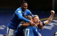 Joe Aribo Celebrates Another Victory Over Celtic In Scottish FA Cup