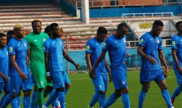 Enyimba Fall 3-0 Away To Algeria's Setif In CAF Confederation Cup