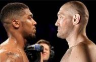 Anthony Joshua Receives Backing From Haye To Defeat Tyson Fury