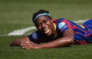 Oshoala Out Until Next Season, After Receiving Surgery In Barcelona?