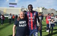 Simy Hits Number 16, Parries Talk About Possible Move To Genoa