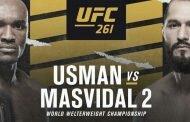 Kamaru Usman Hit With Massive Warning Ahead Of Saturday's UFC Fight