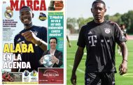 David Alaba Set To Join Real Madrid In Five-year Deal Worth £10.5m