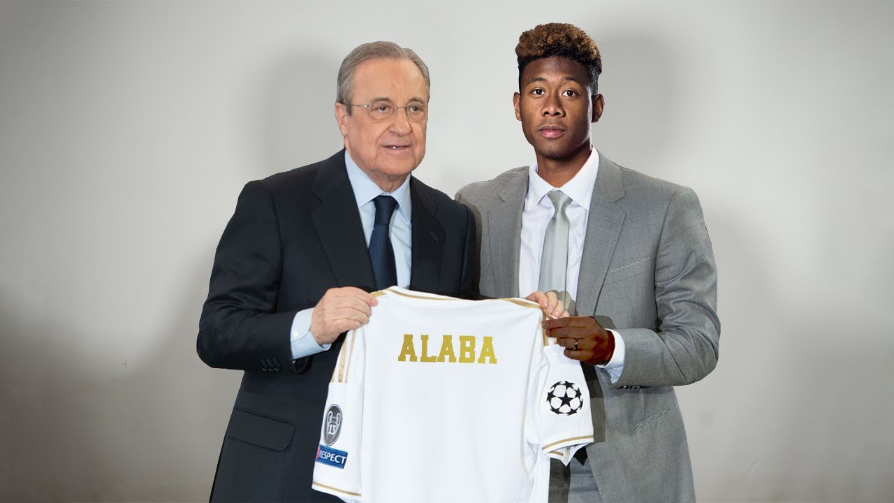 David Alaba To Be Unveiled By Real Madrid After European Championship