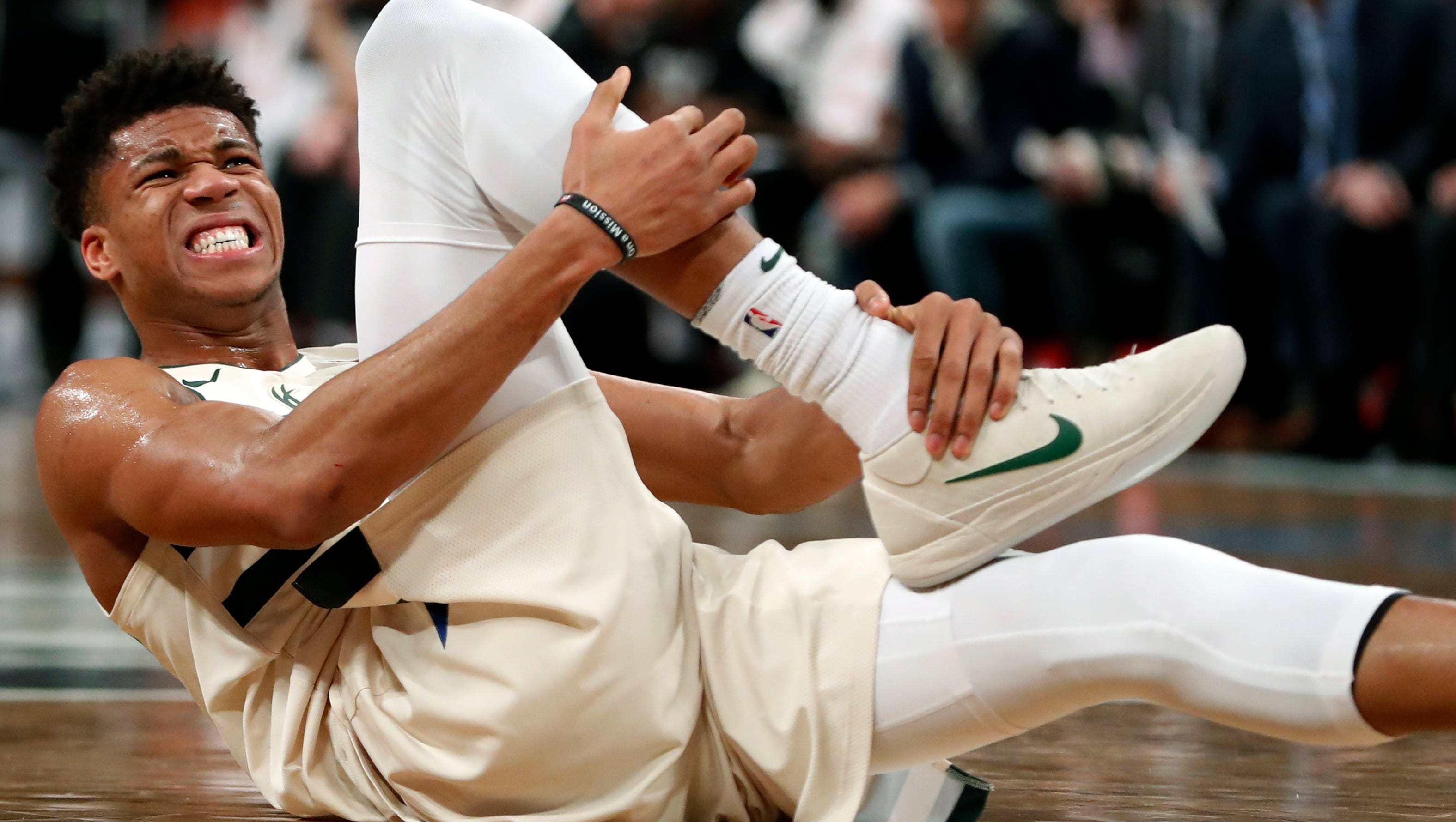 Giannis Adetokunbo Misses NBA Action Due To Injury, But Bucks Win