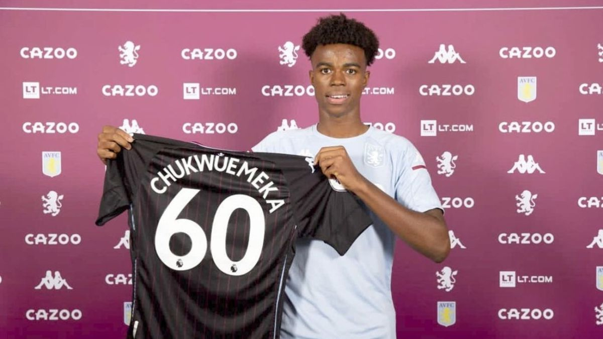 Carney Chukwuemeka Set To Face Aston Villa's Transfer 'Road Block'