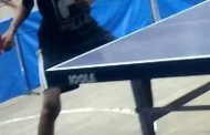 Daniel Hassan Targets Breakthrough At National Table Tennis Championship