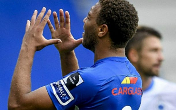 Dessers Scores Another Goal For Racing Genk, Dickson Abiama Shakes Germany