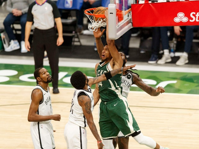 Giannis Adetokunbo Shines In NBA, After Bouncing Back From Injury