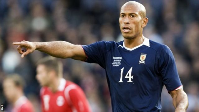 Chris Iwelumo's Name Echoes During Scottish FA Cup Semi-final Clash