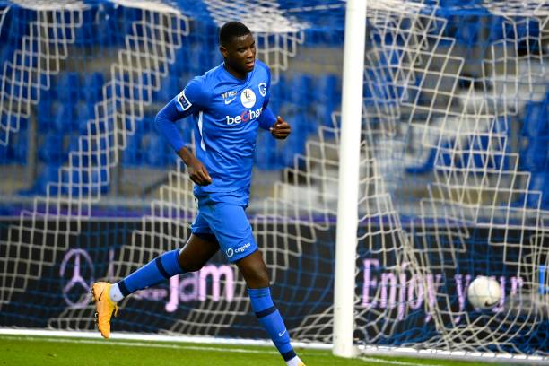 Onuachu Rises To 7th Spot In Euro Top Scorers' Race With Goal Number 30