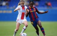 Asisat Oshoala Plays As Sub In UCL, Shown Yellow Card In 85th Minute