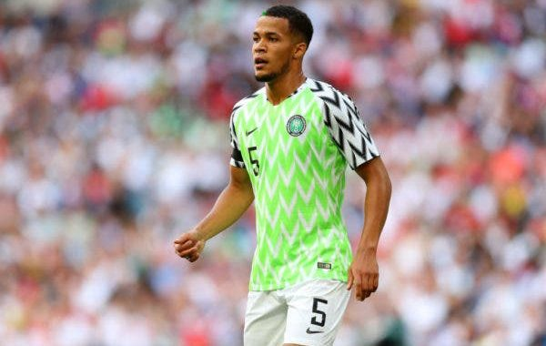 Troost-Ekong, Collins Ruled Out Of Tuesday's Clash With Cameroon