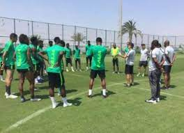 Rohr Rains Accolades On Players Ahead Of Second Clash With Cameroon