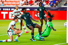 Oshoala Warns USA, After Helping Nigeria To 3-3 Draw With Portugal