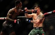Israel Adesanya Seems To Be Getting Better, UFC President Posits