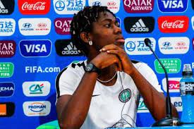 Oshoala To Play Against Portugal, After Thursday's Defeat By Jamaica