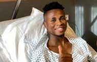 Chukwueze Receives Goodwill Message From Villarreal After Another Surgery
