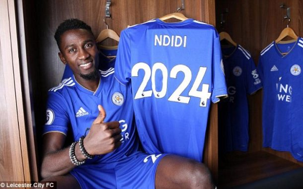 Wilfred Ndidi's Likely Summer Exit From Leicester City Cast In Doubt