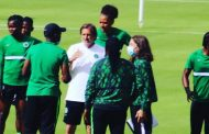 Super Falcons Seek Redemption On Sunday, After Loss To Reggae Queens