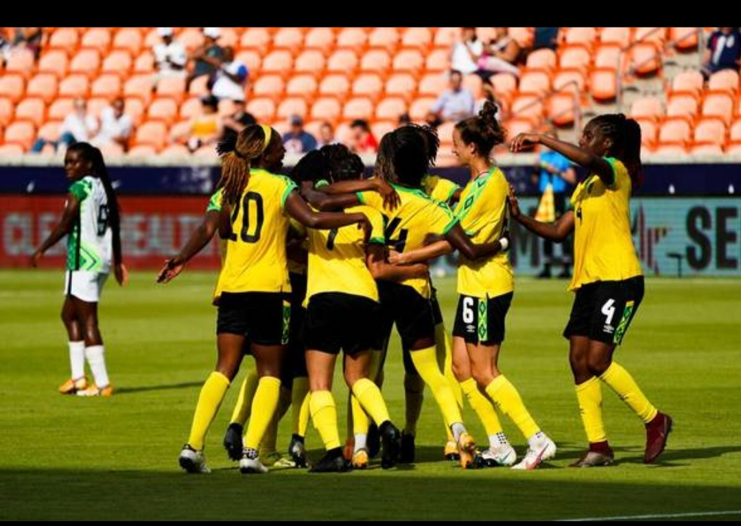 Jamaica Down Super Falcons Of Nigeria 1-0 To Kick Off 2021 WNT Summer Series