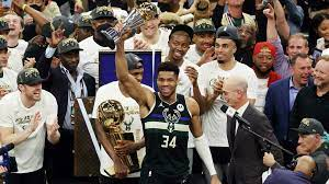 Giannis Adetokunbo Makes History In Winning NBA Title With Milwaukee
