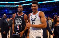 Giannis Adetokunbo Receives 'Words Of Respect' From Kevin Durant