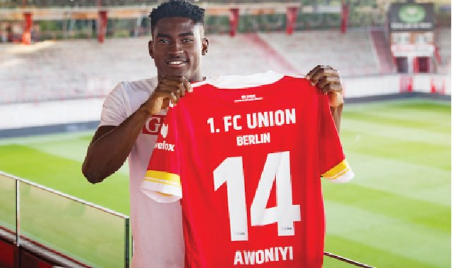 Awoniyi Relishes End Of Loan Deals, After Signing Full Contract In Berlin