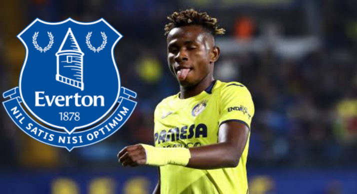 Samuel Chukwueze Likely To Join Alex Iwobi At Everton This Month?