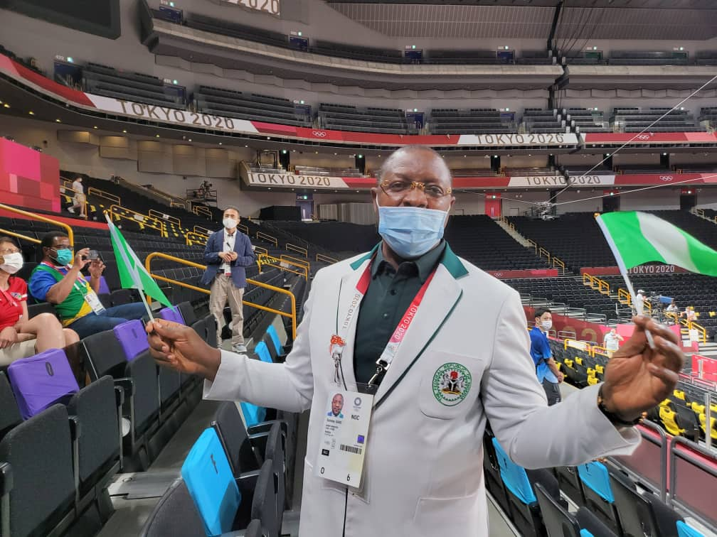 Minister Promises Adequate Welfare For Nigeria's Disqualified Athletes