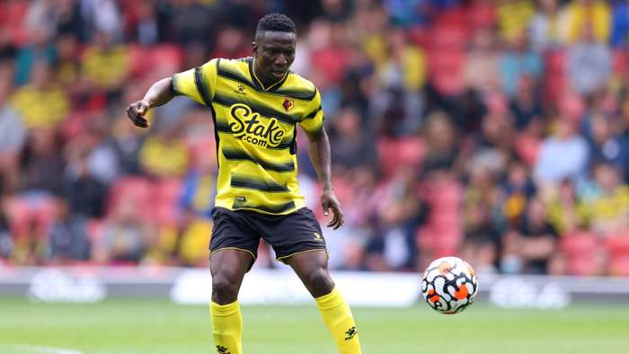 Etebo Makes Watford Debut In Goalless Draw With West Bromwich Albion