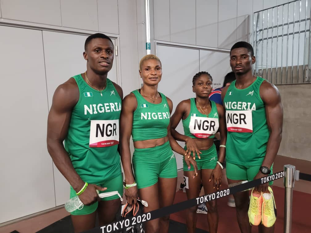 Ojeli Takes Consolation From Pioneering Outing At Tokyo Olympics