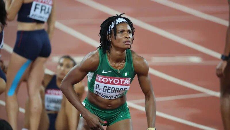 Patience Okon-George Targets Resurgence In Olympics Women's 400m