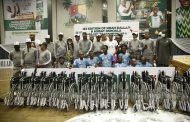 Oshoala Donates Wheelchairs, Pledges More Assistance To Para-soccer